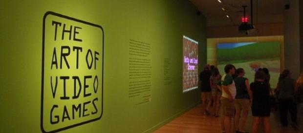 Video game art gallery - Image via National Portrait Gallery/Wikimedia Commons