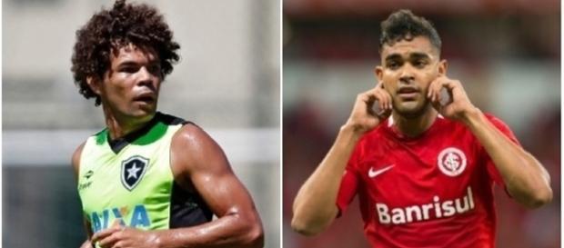 Inter e Bota acertam troca de jogadores (Foto: Reprodução/UOL)