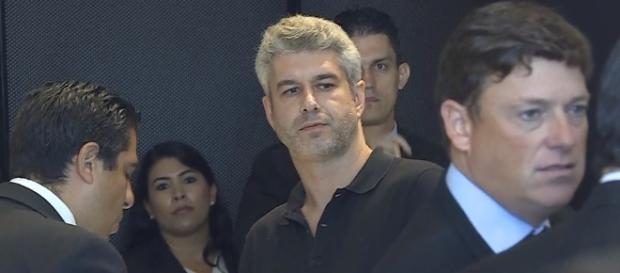 Juíza confirma denúncia contra cunhado de Ana Hickmann (Foto: Captura de vídeo)