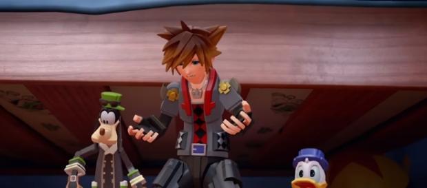 Kingdom Hearts 3 - YouTube/SwitchForce Channel