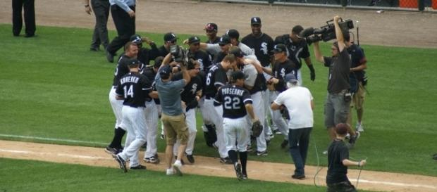 Major League Baseball's Chicago White Sox (wikimedia.org)