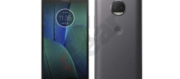 Moto G5S Plus leak reveals metal unibody design, dual-rear camera ... - digit.in