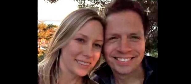 Photo Justine Damond and Don Damond screen capture via YouTube/ABC News