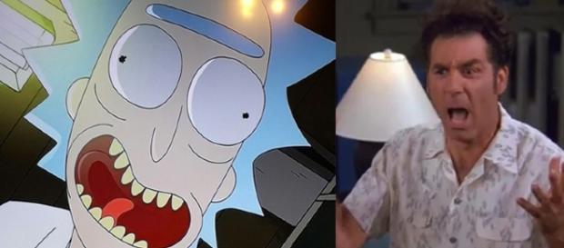 Ricky and Morty Image Blasting News