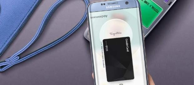 Samsung Pay now supports PayPal (Image Credit: Samsung)