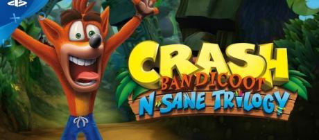 Crash Bandicoot N. Sane Trilogy - PlayStation Experience 2016   PlayStation/YouTube