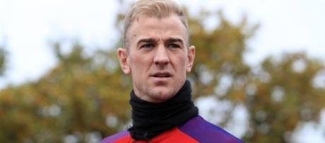 Ham sign Joe Hart from Manchester City on a season-long loan - footballparadise.com