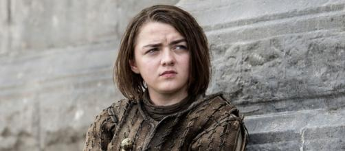 Arya Stark, Arya Okay? | I Can't Possibly Be Wrong All the Time - [Image source: Youtube Screen grab]