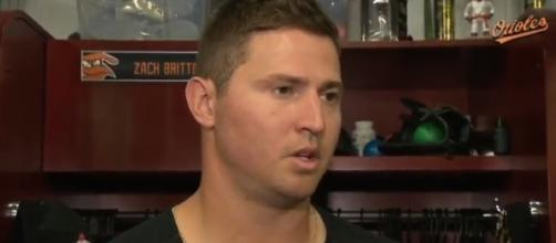 Baltimore Orioles trade rumors: Team ready to deal Zach Britton - youtube screen capture / MASN Orioles