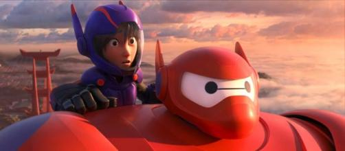 'Big Hero 6' TV series unleashes title sequence - Screenshot via Disney (Youtube)