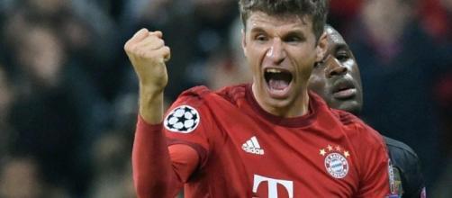Calciomercato: Thomas Muller alla Juventus? Ecco l'ipotesi.