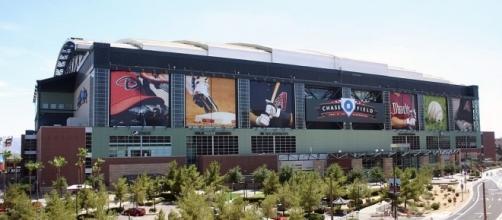 Chase Field, home of the Arizona Diamondbacks (creative commons wikimedia.org)