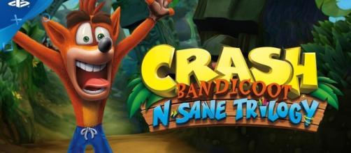 Crash Bandicoot N. Sane Trilogy - PlayStation Experience 2016 | PlayStation/YouTube