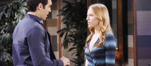 Days of Our Lives Spoilers Dario blackmails Abigail;Photo YouTube screenshot