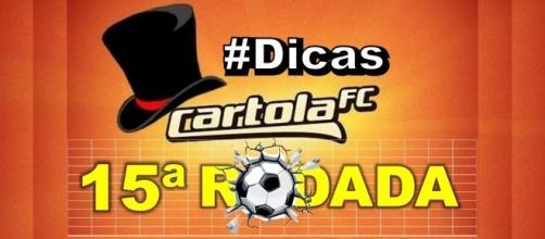 Dicas para se dar bem na 15ª rodada do Cartola FC 2017