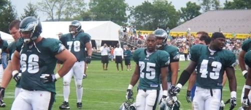 Eagles ready for another training camp - Jennifer Snyder via Wikimedia Commons