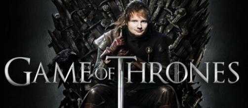 """Ed Sheeran's cameo in """"Game of Thrones"""" (Image Credit: kiss917.com)"""