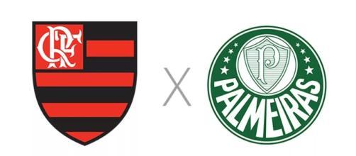 Flamengo e Palmeiras brigaram pelo título no ano passado. ( Imagem: Google)