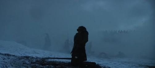 'Game of Thrones': a new theory on Jon has emerged. Screencap: Game of Thrones Best Scenes via YouTube