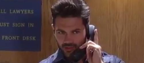 'General Hospital' Wednesday, July 19 spoilers - Nathan makes an important call (Image via Twitter @GeneralHospital)