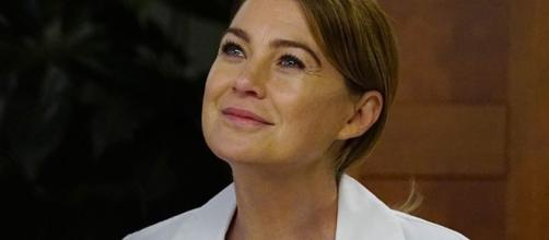 'Grey's Anatomy' Meredith Grey [Image via People's Choice official Twitter]
