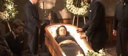 Il Segreto: Sol muore, il funerale