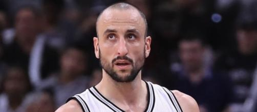 #ManuGinobili mage via Youtube channel: Real Ximo Pierto
