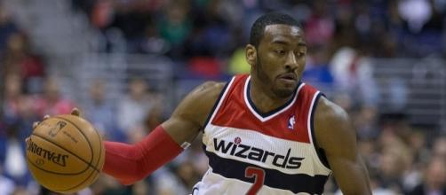 John Wall is eligible to sign a super max contract extension with Wizards. [Image via Keith Allison/WikiCommons]