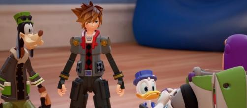 KINGDOM HEARTS III/ PlayStation/ Youtube Screenshot
