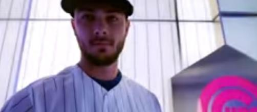 Kris Bryant injury update: Chicago Cubs star leaves game - youtube screen capture / FOX