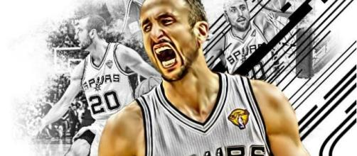 Manu Ginobili is set to return for at least one more season with the San Antonio Spurs - Shea Huening via Flickr