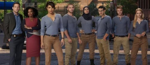 "La primera temporada de la serie ""Quantico"""