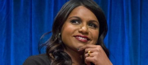 Mindy Kaling is pregnant with her first baby. (Wikimedia/iDominick)