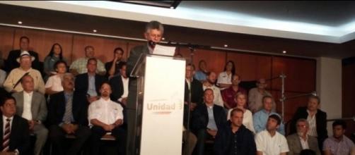 Oposición presentó acuerdo de gobernabilidad para Venezuela