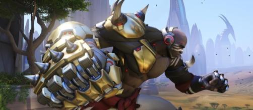 """Overwatch:"" Doomfist's Rocket Punch gets a buff, super jump returns (wifitoaster/YouTube Screenshot)"