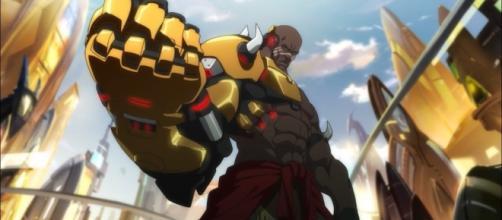 'Overwatch' hero Doomfist is arriving to the live servers soon (image source: YouTube/PlayOverwatch)
