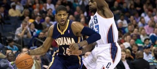 Paul George was almost traded to the Cleveland Cavaliers. Image Credit: joshuak8 / Flickr