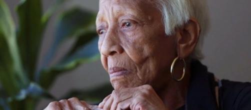 Photo 86-year-old 'Granny Gem Thief' Doris Payne screen capture from YouTube/New York Daily News