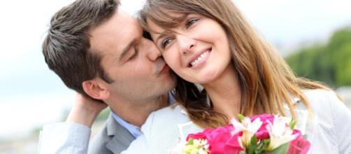Quando um homem está gostando de uma mulher ele quer vê-la feliz