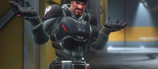"""Reaper from Blizzard's """"Overwatch""""'. Image Credit: Blizzard Entertainment"""