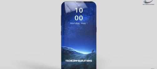 Samsung Galaxy S9 - YouTube/TechConfigurations Channel