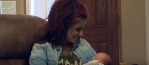 """""""Teen Mom 2:"""" Chelsea Houska drops hints about baby number 3 (Image Credit: YouTube screengrab)"""