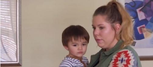 Teen Mom 2 star Kailyn Lowry. (Image via YouTube screengrab)