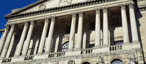 The Bank of England courtesy of Flickr.