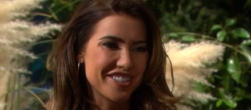The Bold and the Beautiful Steffy (Image via YouTube screengrab)