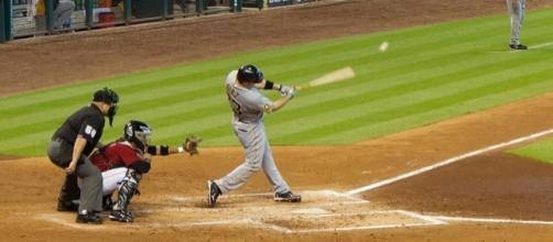 The Houston Astros of Major League Baseball (Wikimedia ... - wikimedia.org)