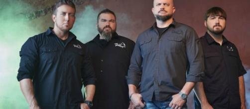 The Tennessee Wraith Chasers from Destination America's new series Haunted Towns. Image via Destination America, used with permission.