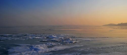 Tierra hueca en la Antárdida, Polo Sur