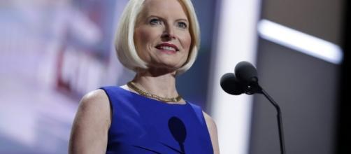 Trump to nominate Callista Gingrich as Vatican ambassador.