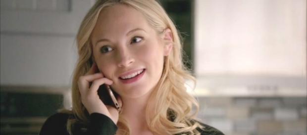 Caroline de 'The Vampire Diaries' vai aparecer na estreia da T5 de The Originals. (Foto: CW/Screencap)